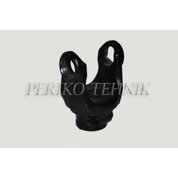 """Kardaanikahvel 8-seeria, rist 35x106,5 mm, 1 3/4"""" 20 nuuti"""