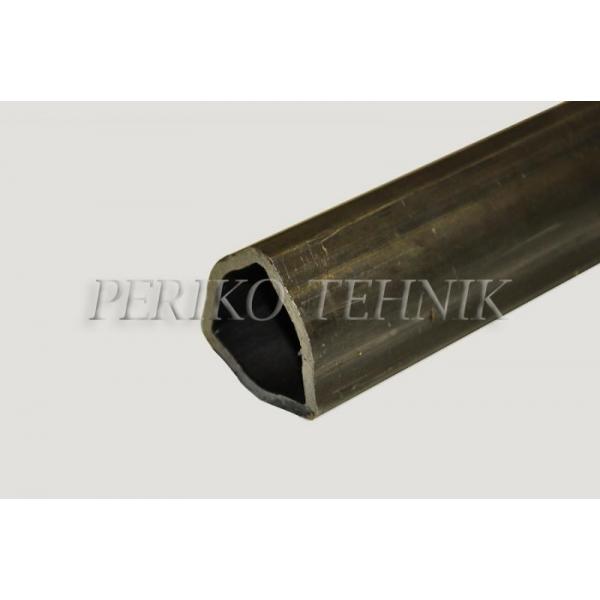 PTO Shaft Tube (inner, triangle) 45 mm 011/1000 mm
