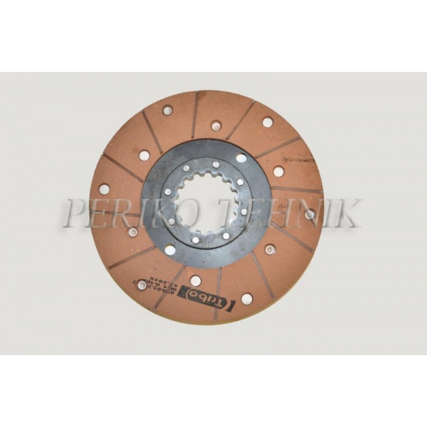 Brake disc 50-3502040-A (old type), Ukraine (TARA)