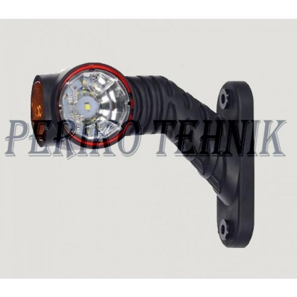 Ääretuli LED 12/24 V parem, lühike jalg (HORPOL)