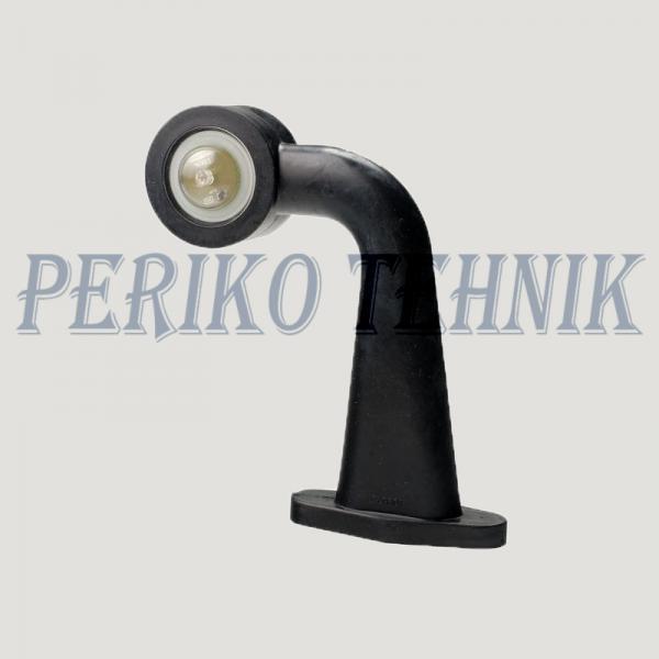Ääretuli LED 12/24 V, vasak/parem, jalg 90°