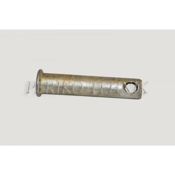 Tsentraaltõmmitsa sõrm Ø22mm A61.10.001-02 (95 mm), Originaal
