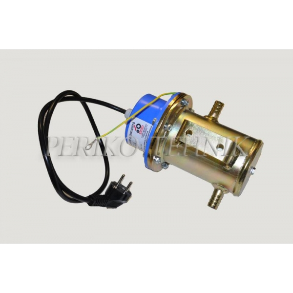 Engine Heater (800W, between hoses)
