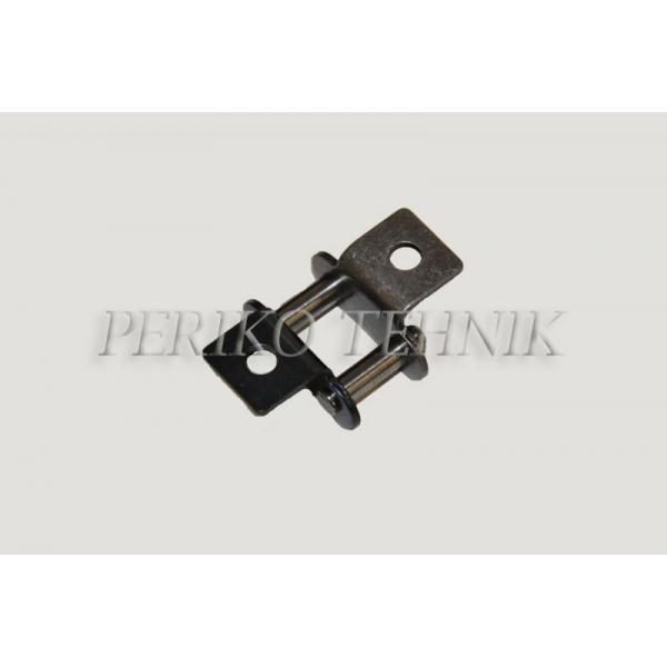 Connecting Link 12B-1 2AK1.102.20 CL 19,05 mm, kinnituskõrvadega (DITTON)