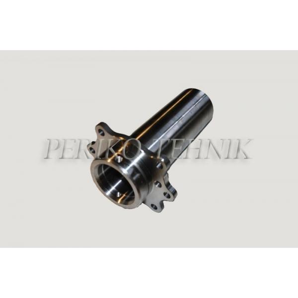 Esisilla äärikuga toru 52-2308040 (vana tüüp, õhuke krae), Ukraina (TARA)