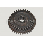 Gear Wheel T16.37.131 (6 splines, z=32/39)