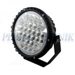 Kaugtuli LED (parktulega) ümmargune 185 mm, 68+5W