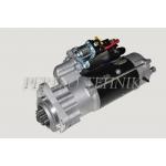 Starter Jubana 123708323, 12 V; 4,2 kW, (CASE, IVECO, LANDINI, McCORMIC, NEW HOLLAND, STEYR)