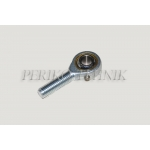 Rod End TFE 10 PB (M10x1,5, grease nipple)