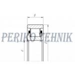 Roller Bearing N210 (GPZ)