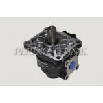 Gear Pump NZ-50 MTS-4L (LH, 200 bar, cast iron body) (HYDROSILA)