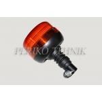 Vilkur LED 12/24V, painduv, varrele (2 režiimi) (AGH)