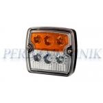 Front marker lamp LED LZD2239 (HORPOL)