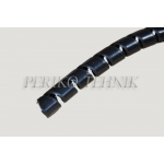 Hose Spiral Guard HDPE 16mm (16-20mm) Black