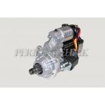Starter Jubana 243708507, 24 V; 5 kW, (MERCEDES)