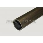 PTO Shaft Tube (outer, lemon profile) 41,3 mm 35/1500 mm