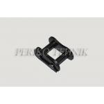 Ühenduslüli (lukk) 16A-1 CL, tugevdatud 80H 25,4 mm (RENOLD SD)