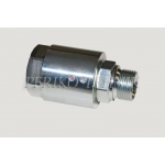 "Swivel Joint Line Mounting BSP 1/2"" male-female"