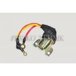Starter Relay 24V, 4,5kW (series 243708200)