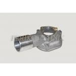 Õli sissekallamistoru (korpus, alumiinium) D37M-1401271-B2