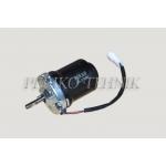 Cabin Heater Motor ME-236 / 3753532-457 (UAZ, GAZ-53/52/66/3307)