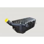 Kütusepaak vasak, plast 80-1101510