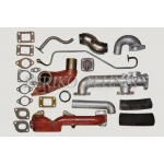 Turbocharger Installation Kit Engine D-243 (without turbocharger)