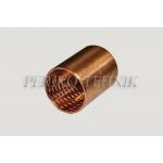 Wrapped Bronze Bearing BK090 - Ø80x80 mm