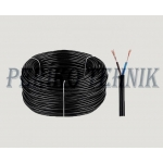 Electrical Cable 2x1,0 mm2