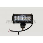 LED paneel 36W 165 mm (kombineeritud valgusvoog lähi+kaug) (KAMAR)