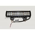 LED paneel 72W 305 mm (kombineeritud valgusvoog lähi+kaug) (KAMAR)