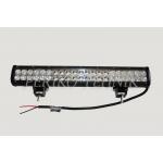LED paneel 126W 505 mm (kombineeritud valgusvoog lähi+kaug) (KAMAR)