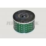 Kütusefiltri element 50P-1117030 (T-25, T-30 uus tüüp) (18x95x62 mm)