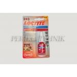 Keermeliim 243 (keskmine tugevus), 5 ml (LOCTITE)