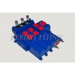 Hydraulic valve R80-3/1-222 G (T-40) (HYDROSILA)