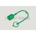 "Kaitse pistikule ISO 12.5 (1/2"") (roheline)"