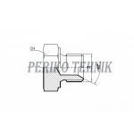 Metric Male Plug M16x1,5