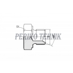 Metric Male Plug M18x1,5