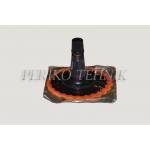 Liimitav ventiil TR14 sõiduauto sisekumm (Ø40 mm)
