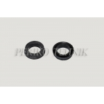 Gaz-53 Brake Cylinder Seal, Front 35mm (with hole) 3501051-51P