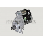 Starter with Reduction Gear 123708501, 12 V; 3,2 kW (MTZ, T-25, T-40, T-16) (JUBANA)