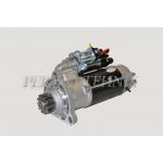 Starter Jubana 243708358, 24 V; 8,1 kW, NIVA (CMD-14/18/22/24)