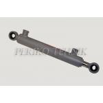 Hüdrosilinder HS 50/40x25-250-455 GE20 T-16 kastile