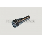 "Straight Female fitting ORFS 13/16"" - DN10"