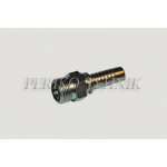 "Male Fitting ORFS 11/16"" - DN10"