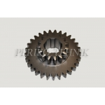 Gear Wheel A25.37.229B, 1st and 2nd gear (z=15/29)