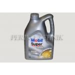 Mootoriõli Super 3000 5W-40 (täissünt.) 5 L (MOBIL)