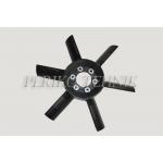 Ventilaatori tiivik (plast) 245-1308010