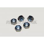 Hexagon nut M18 / Zn DIN934