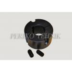 Keti- ja rihmaratta koonuspuks 2517 45 mm